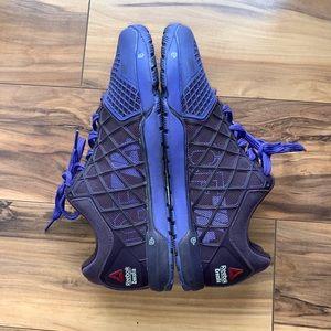 Reebok CrossFit nano 4 purple 8.5